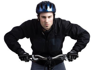 Escursioni in bicicletta & trapezio dolore