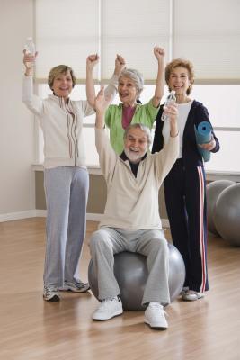 Esempi di esercizi per persone di età superiore ai 50 anni