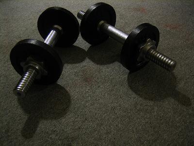 Sollevamento pesi con dolori articolari
