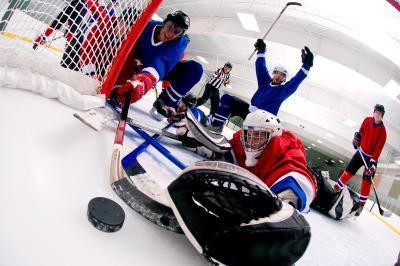 Allenamenti per i giocatori di Hockey