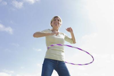 Fa Hula Hoop sottile alla vita?