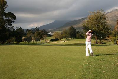 Esercizi dell'anca per il Golf
