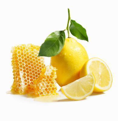 Succo di limone e miele per la perdita di peso