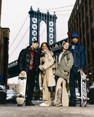 Avvenimenti di New York per gli adolescenti