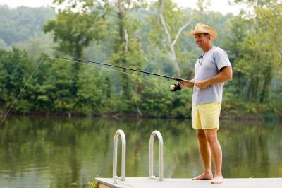 Quale è migliore: Canne da pesca in fibra di vetro o fibra di carbonio canne?
