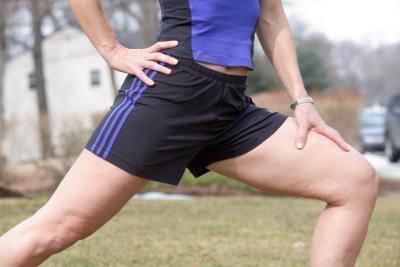 Esercizi per la displasia dell'anca umana