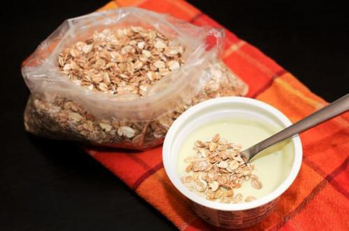 Proteina & complesso Carb snack