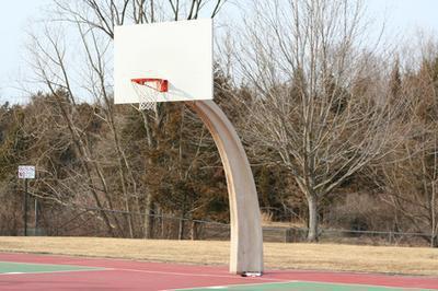 Come installare reti da basket di catena