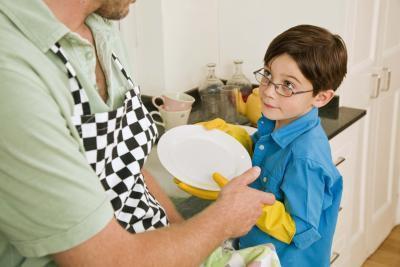 Un'attività per i bambini ad amare il prossimo tuo