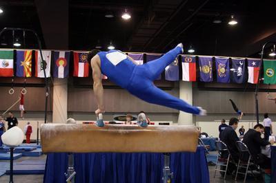 Come costruire un corpo di ginnasta