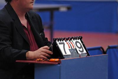 Regole di Punteggio di ping-pong