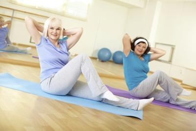 Come rendere le cosce più grande e più sottile di stomaco