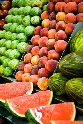 Modi per preservare le sostanze nutrienti in frutta e verdura