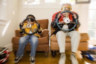 Attività intergenerazionale per gli anziani & bambini