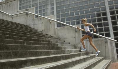 È a piedi le scale un buon esercizio?