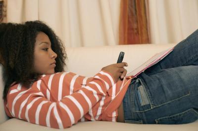 Texting galateo per gli adolescenti