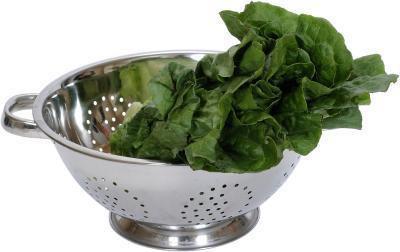Come cucinare spinaci in foglia