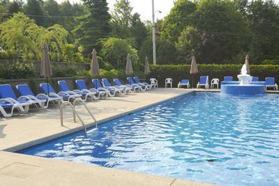 Esercizi di Aqua acqua per la piscina