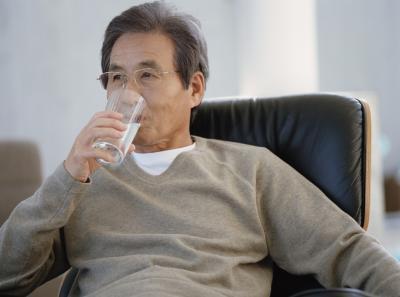 Livelli di PH dell'acqua potabile