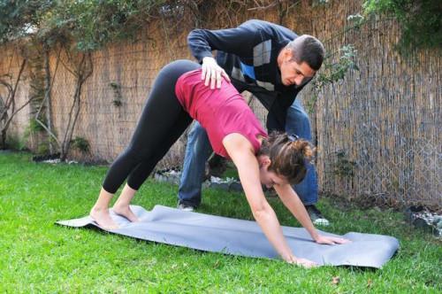 Elenco delle pose per un'ora di Yoga di Hatha