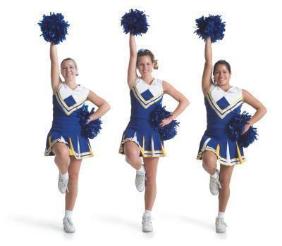 Quali muscoli usi Cheerleaders?