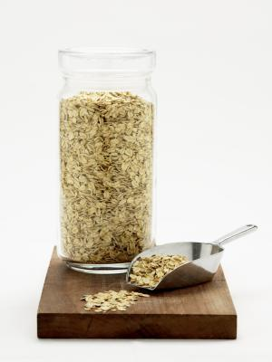 Sono avena rotolata lo stesso come farina d'avena cereali?