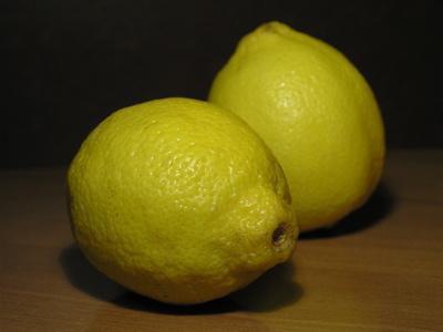 I benefici della frutta del limone