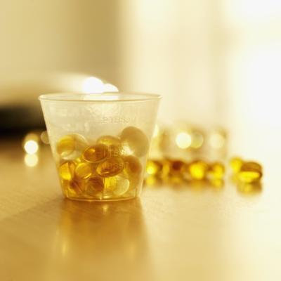 Benefici per la salute di supplemento dell'olio di fegato di pesce Cod