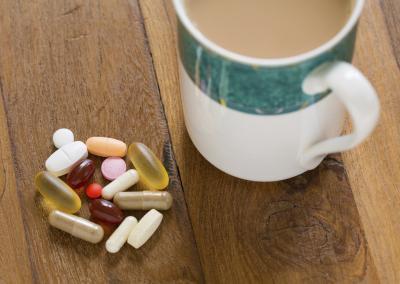 Perché non prendi pillole di ferro con il caffè?