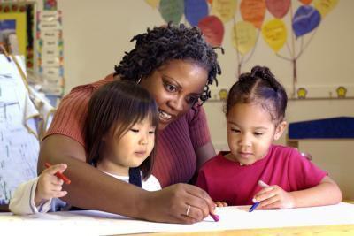 Come i bambini sviluppano & imparare all'età di 3-5?