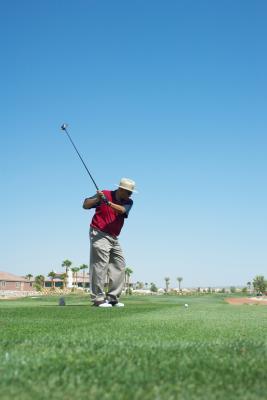 Perché vengo sopra la parte superiore con mio Swing Golf?