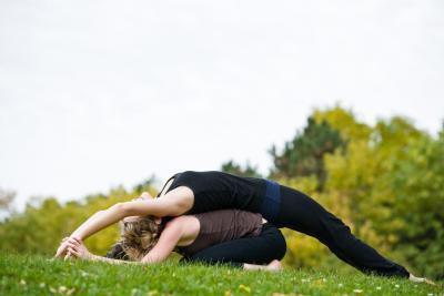 Esercizi di yoga per l'intestino e l'apparato digerente
