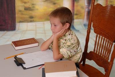 Come prendere il vostro bambino fuori dalla scuola a casa scuola