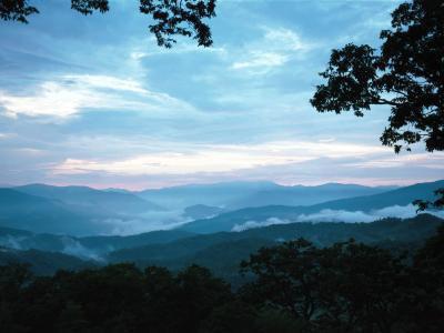 Come escursione il Loop calvo di Gregory in Carolina del Nord