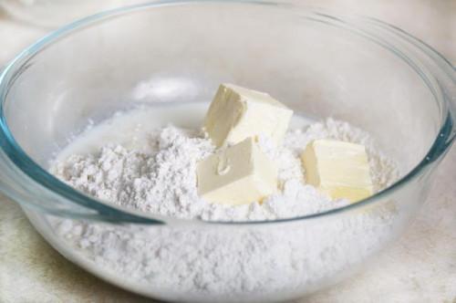Come fare biscotti da Buttermilk Pancake Mix?