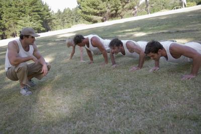 Come perdere peso per soddisfare gli standard US Air Force