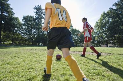 Il peso ideale per un giocatore di calcio