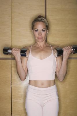 Perché aspetto flaccido dopo l'esercizio?
