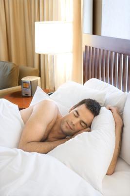 Quanto ossigeno che consumiamo durante il sonno?