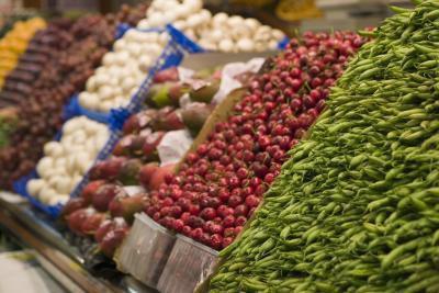 I migliori frutti & verdure per perdere peso
