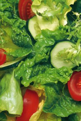 Si può mangiare insalate o verdi con calcoli biliari?