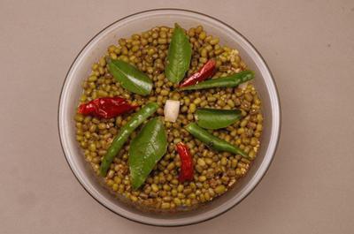 Piatti vegetariani di Punjabi