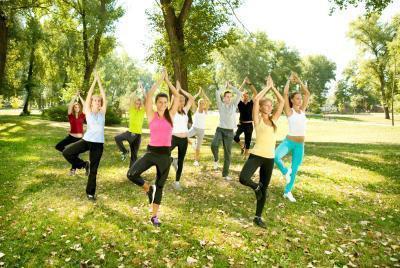Quanto velocemente si perde peso facendo Yoga?