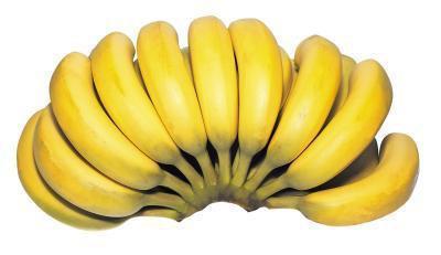 La tirosina in banane
