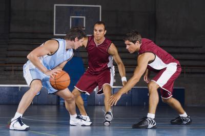 Basket: I cono-Dribbling Trapani
