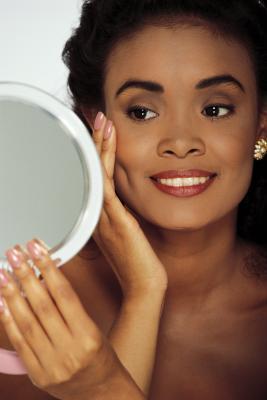 Creme bio per uso su decolorazione della pelle nera