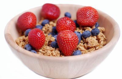 Gli alimenti ricchi in amido & fibra