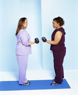 Peso di sollevamento programmi per perdere peso