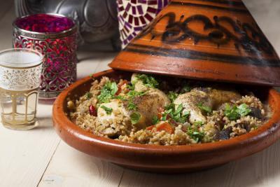 Le abitudini alimentari dei marocchini