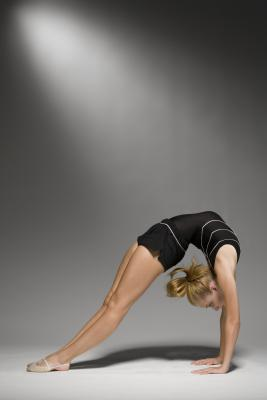Formazione di ginnastica ritmica